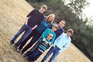 Family Sideways Pic