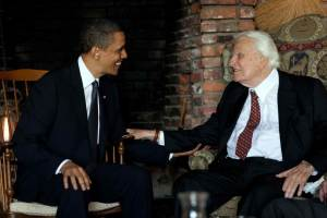 Billy Graham & Obama