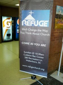 Refuge Come As You Are