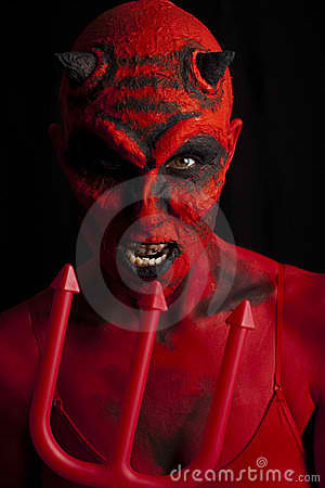 Devil Pitchfork