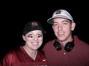 Old Ball Coach/First Lady Halloween 2009