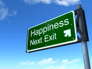 Happiness Next Exit