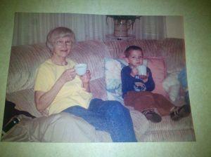 Grandma & Seth