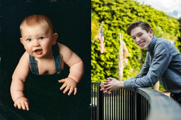 Matthew Baby & Grad