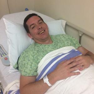 Bionic Pastor Pre Surgery