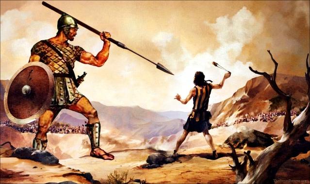 David Versus Giant