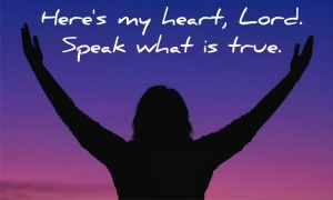 Here Is My Heart Lord